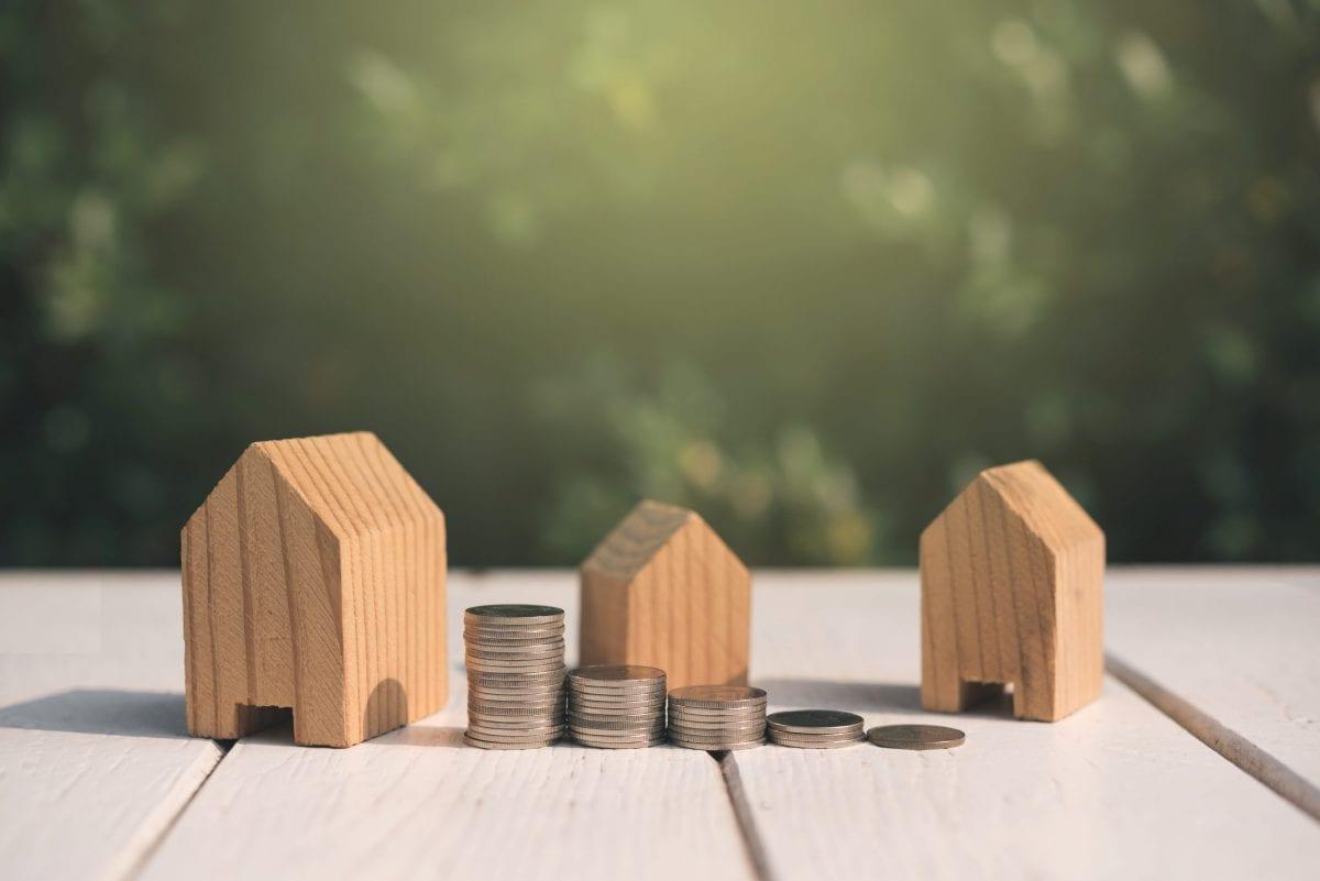 is mijn huis meer of minder waard in deze huidige woningmarkt.