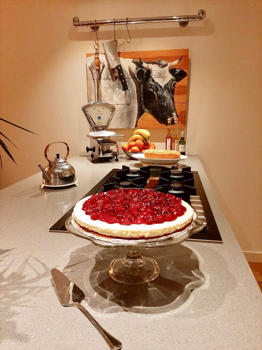 te koop appatement Brinklaan 76c5 moderne nieuwe keuken